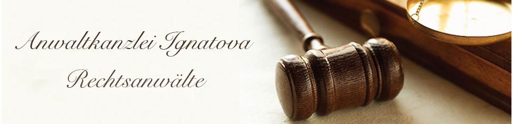 Anwaltskanzlei Ignatova